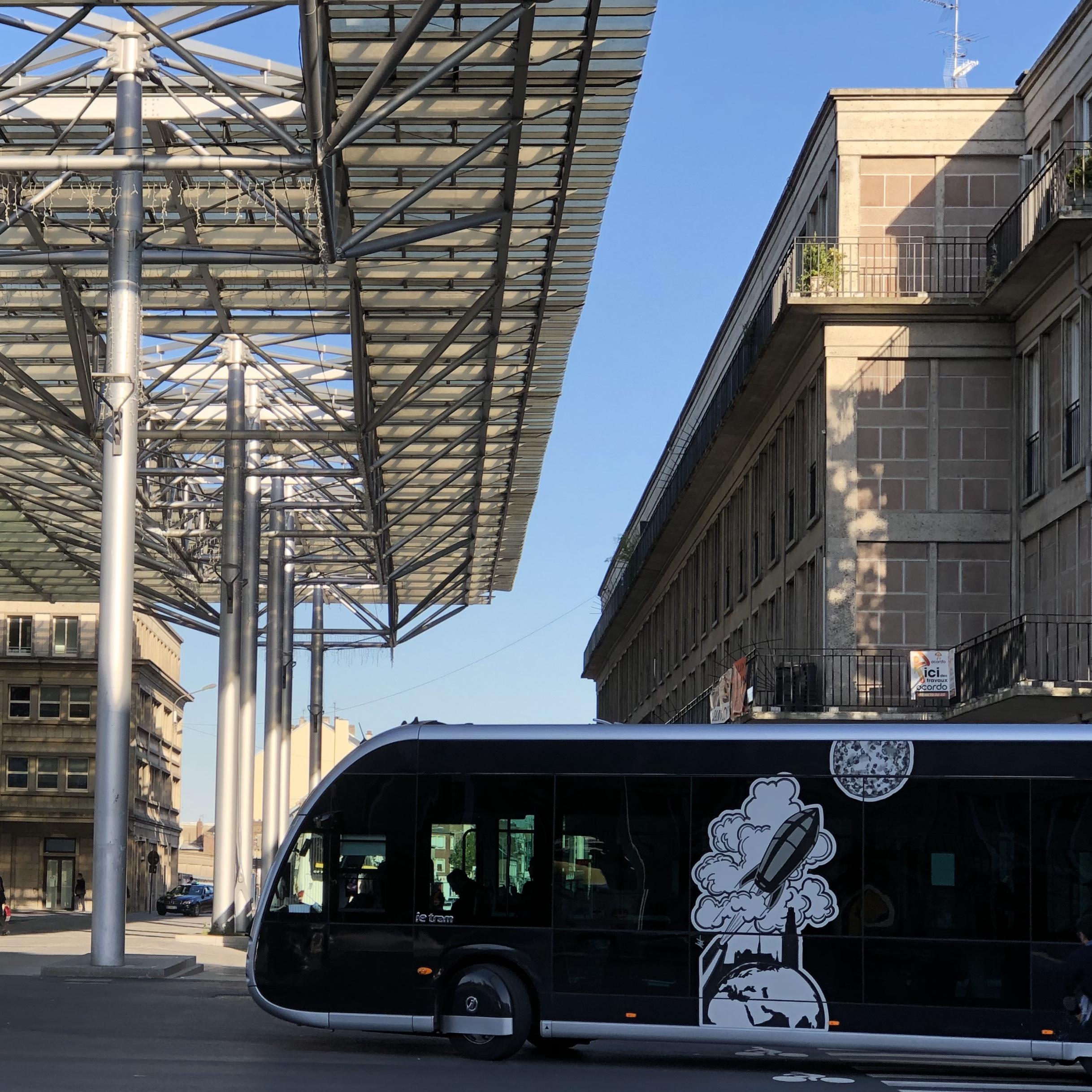 bus gare