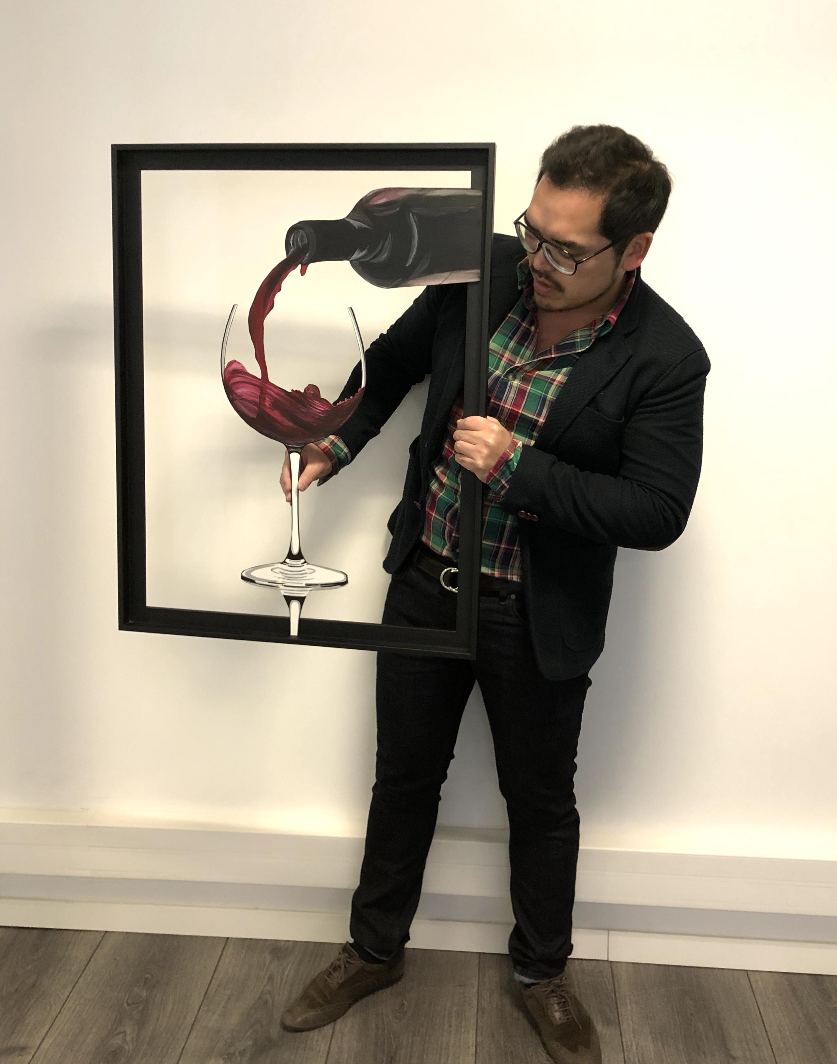 vin decoupe
